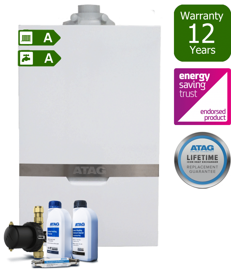 Atag iS System Boiler with Atag Comfort Pack