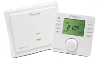 Worcester Bosch Comfort II RF Wireless Programmable Room Thermostat
