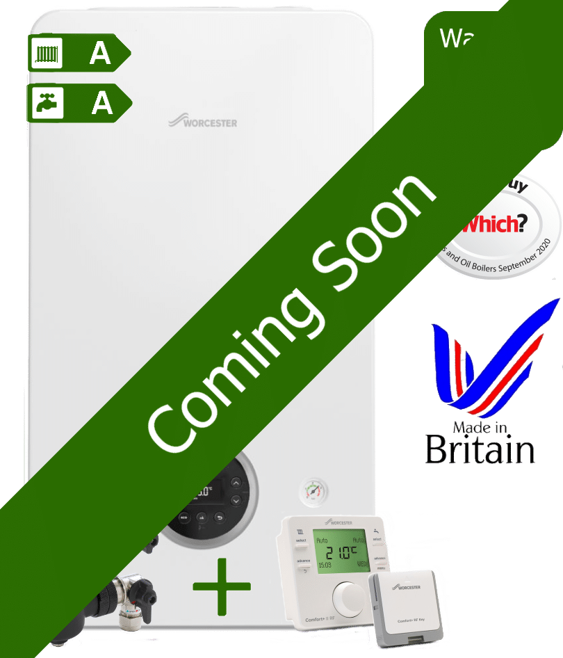 Worcester Bosch Greenstar 4000 - Coming Soon