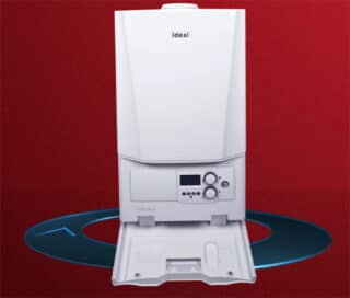 Ideal Vogue Boiler - Now with 10 year parts and labour warranty