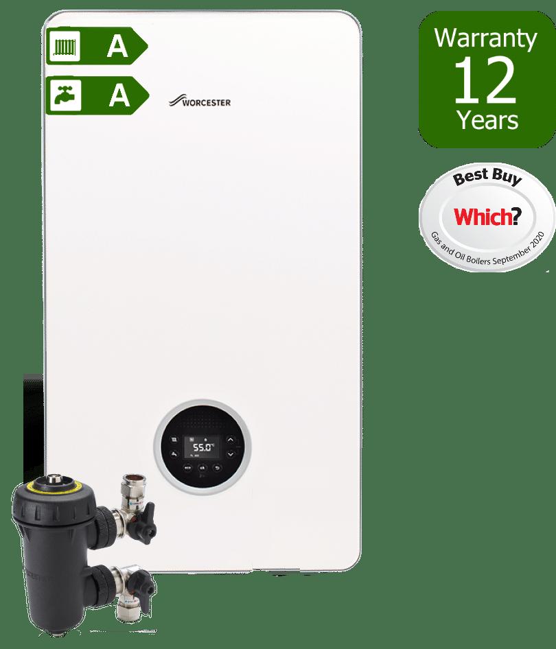 Worcester Bosch Greenstar 8000 System Boiler