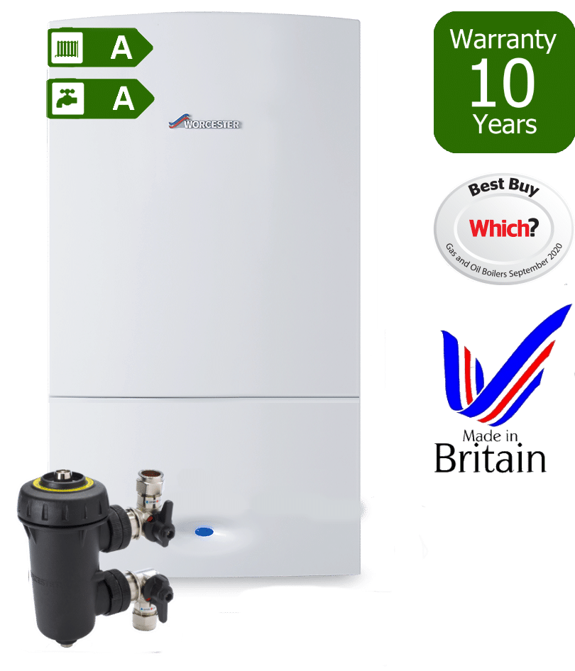 Worcester Bosch Greenstar CDi System Boiler