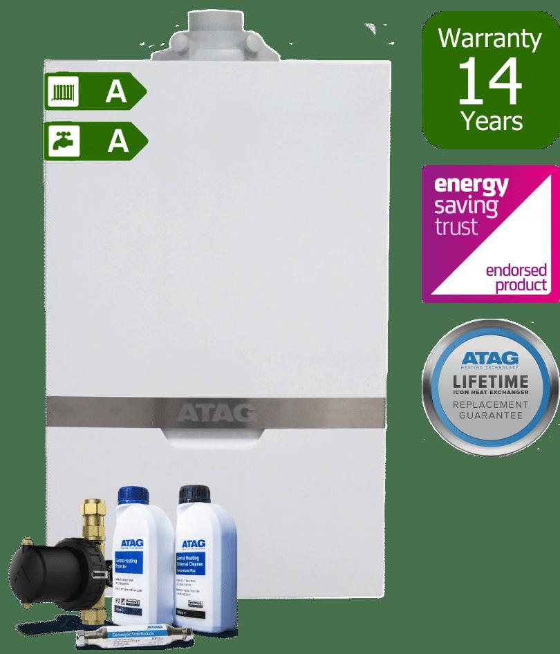 Atag iR Regular Boiler with Atag Comfort Pack