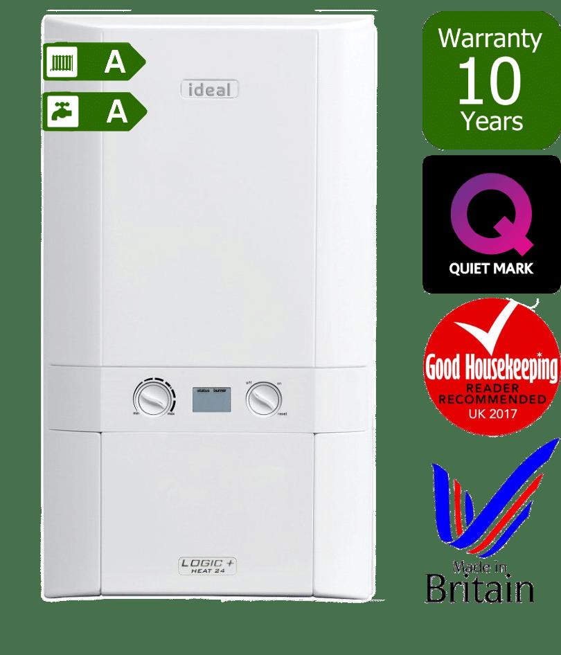 Ideal Logic+ Heat Only Boiler
