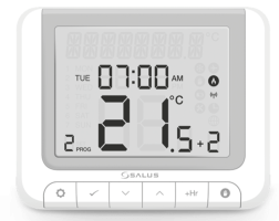 Salus RT520RX Wireless Programmable Room Thermostat